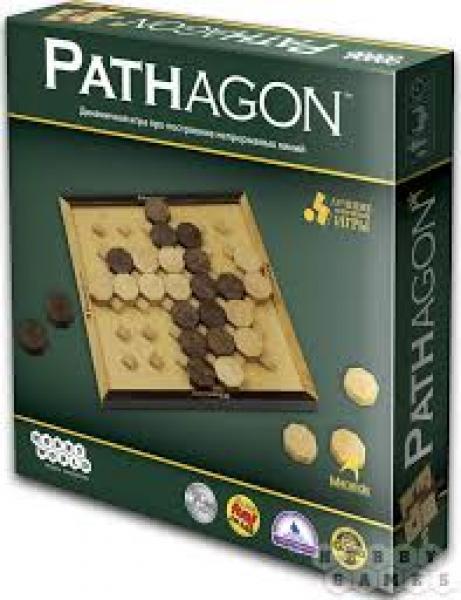 Фото - Настольная игра Pathagon купить в киеве на подарок, цена, отзывы