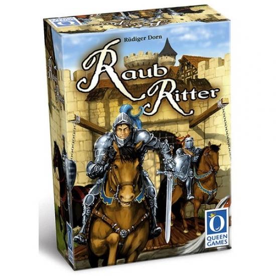 Фото - Настольная игра Robber Knights (Рыцари-разбойники) купить в киеве на подарок, цена, отзывы