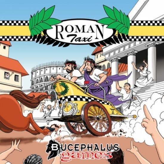 Фото - Настольная игра Roman Taxi купить в киеве на подарок, цена, отзывы