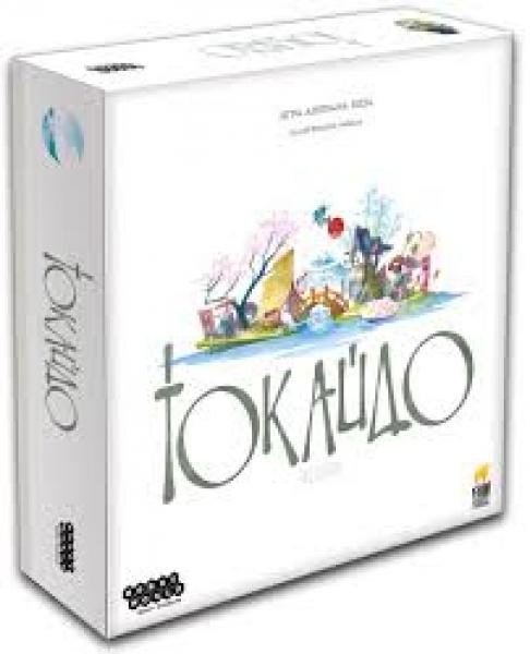 Фото - Настольная игра Токайдо  купить в киеве на подарок, цена, отзывы