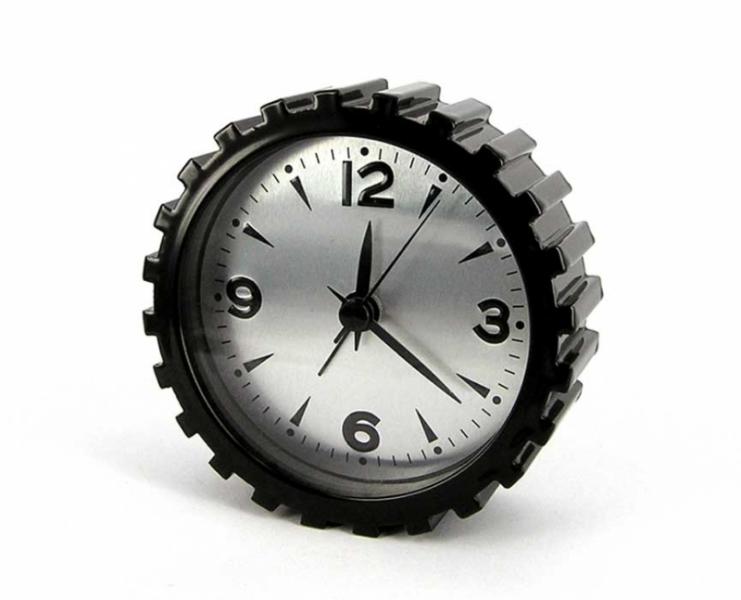 Фото - Настольные часы Шестеренка купить в киеве на подарок, цена, отзывы