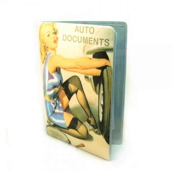 Фото - Обложка для автодокументов Ремонт авто купить в киеве на подарок, цена, отзывы