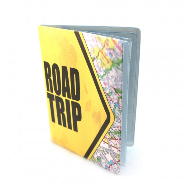 Фото - Обложка для автодокументов Road Trip купить в киеве на подарок, цена, отзывы