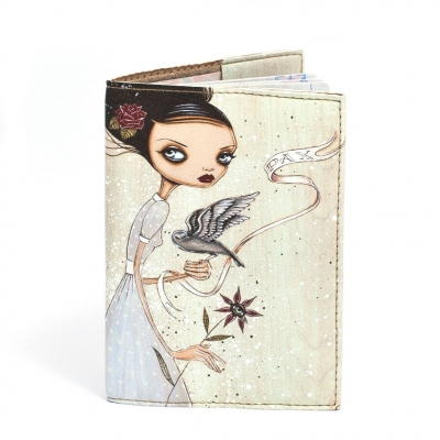 Фото - Обложка на паспорт Амели купить в киеве на подарок, цена, отзывы