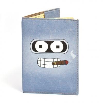 Фото - Обложка на паспорт Бендер купить в киеве на подарок, цена, отзывы