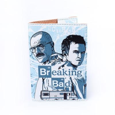 Фото - Обложка на паспорт Breaking Bad купить в киеве на подарок, цена, отзывы