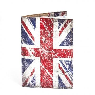 Фото - Обложка на паспорт Британский флаг купить в киеве на подарок, цена, отзывы