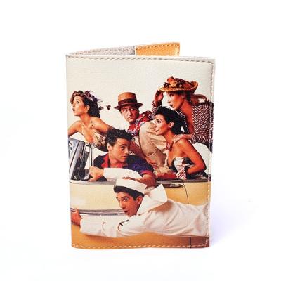Фото - Обложка на паспорт Друзья купить в киеве на подарок, цена, отзывы