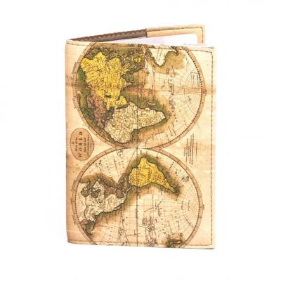 Фото - Обложка на паспорт Карта мира купить в киеве на подарок, цена, отзывы