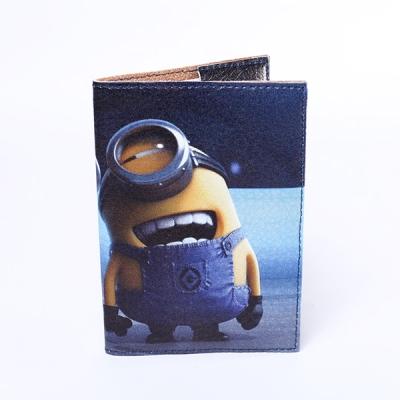Фото - Обложка на паспорт Меньйоны купить в киеве на подарок, цена, отзывы