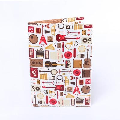 Фото - Обложка на паспорт Музыкальные инструменты купить в киеве на подарок, цена, отзывы