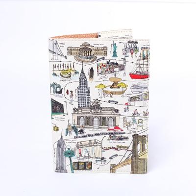 Фото - Обложка на паспорт Нью-Йорк (NY) купить в киеве на подарок, цена, отзывы