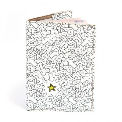 Фото - Обложка на паспорт Стрелки купить в киеве на подарок, цена, отзывы