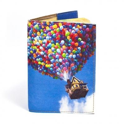 Фото - Обложка на паспорт Только вверх купить в киеве на подарок, цена, отзывы