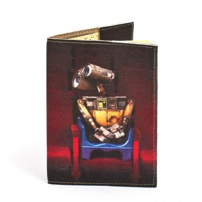 Фото - Обложка на паспорт Волли купить в киеве на подарок, цена, отзывы