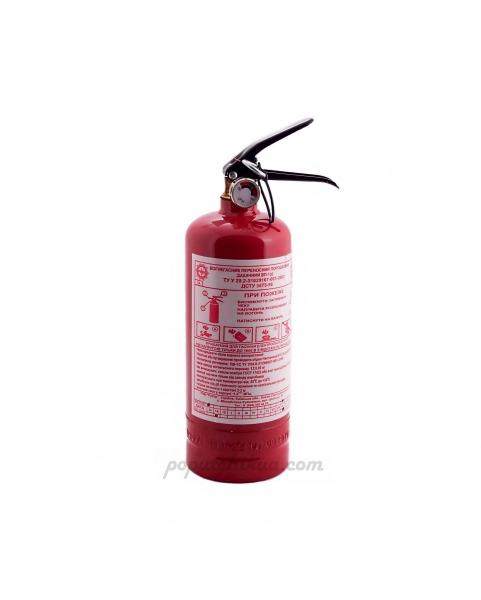 Фото - Огнетушитель на 1 кг купить в киеве на подарок, цена, отзывы