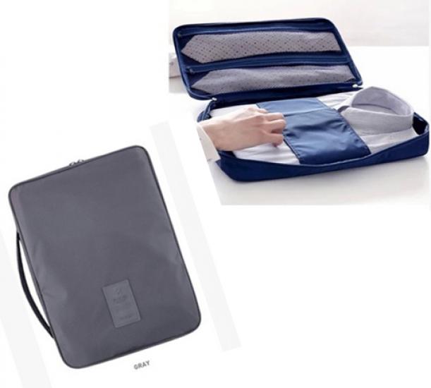 Фото - Органайзер для рубашек и блузок серый купить в киеве на подарок, цена, отзывы