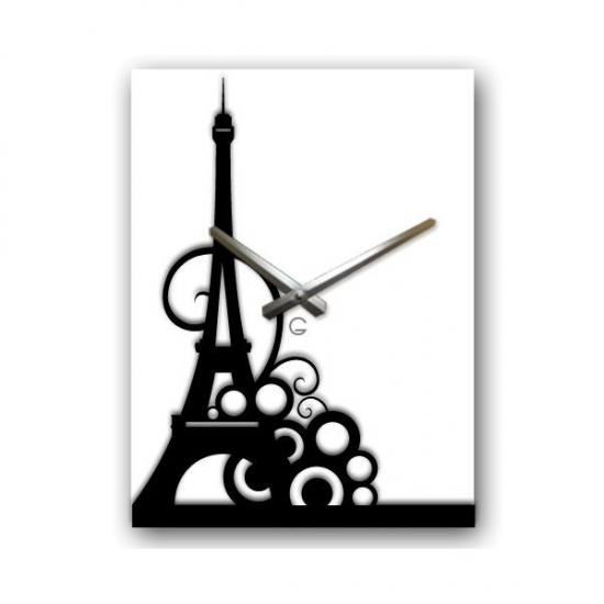 Фото - Оригинальные настенные часы  Paris купить в киеве на подарок, цена, отзывы