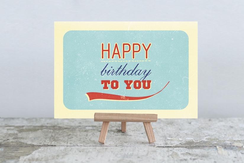 Фото - Открытка с днем рождения купить в киеве на подарок, цена, отзывы