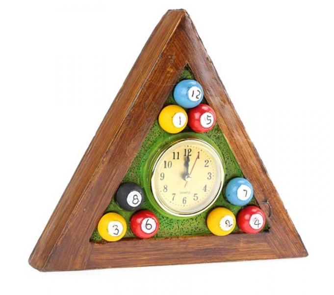 Фото - PR Бильярд - часы купить в киеве на подарок, цена, отзывы