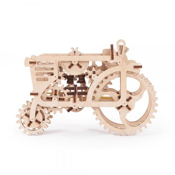 Фото - Пазл Трактор механический купить в киеве на подарок, цена, отзывы