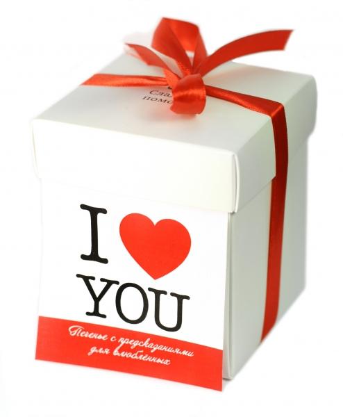 Фото - Печенье с предсказаниями для влюбленных купить в киеве на подарок, цена, отзывы