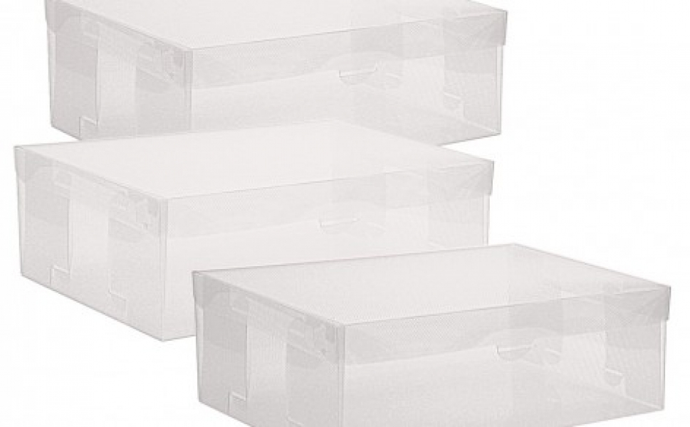 Фото - Пластиковая коробка BOX-03 купить в киеве на подарок, цена, отзывы