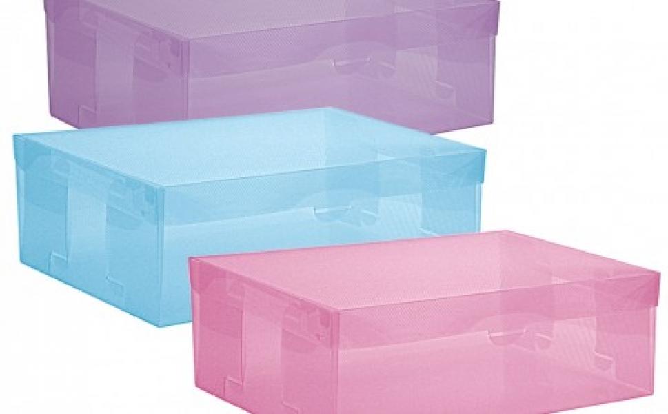 Фото - Пластиковая коробка BOX 03-C1 купить в киеве на подарок, цена, отзывы