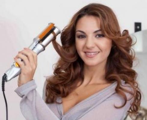 Фото - Плойка для волос ЛИЧНЫЙ СТИЛИСТ купить в киеве на подарок, цена, отзывы