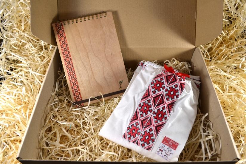 Фото - Подарочный Набор Патриота купить в киеве на подарок, цена, отзывы