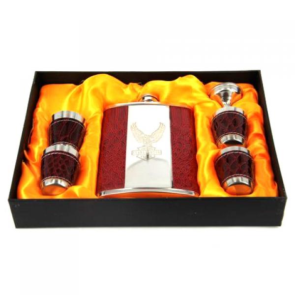 Фото - Подарочный набор Фляга орел купить в киеве на подарок, цена, отзывы