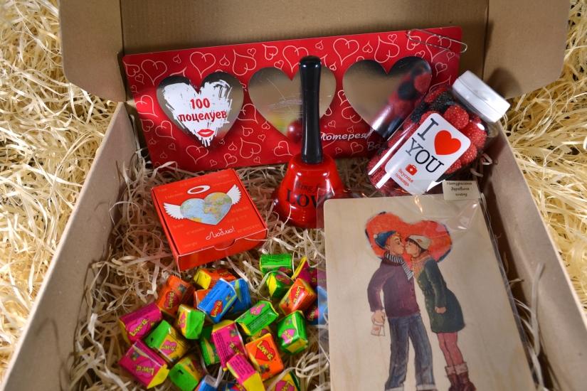 Подарки парню на 14 февраля