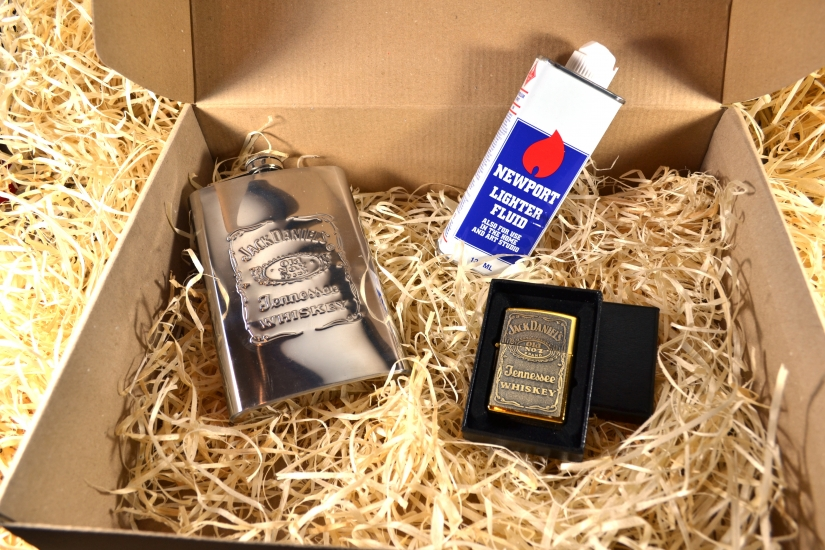 Фото - Подарочный набор Jack Daniels купить в киеве на подарок, цена, отзывы