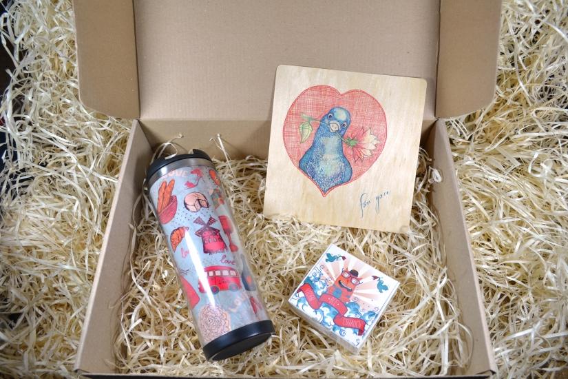 Фото - Подарочный набор Любимой купить в киеве на подарок, цена, отзывы