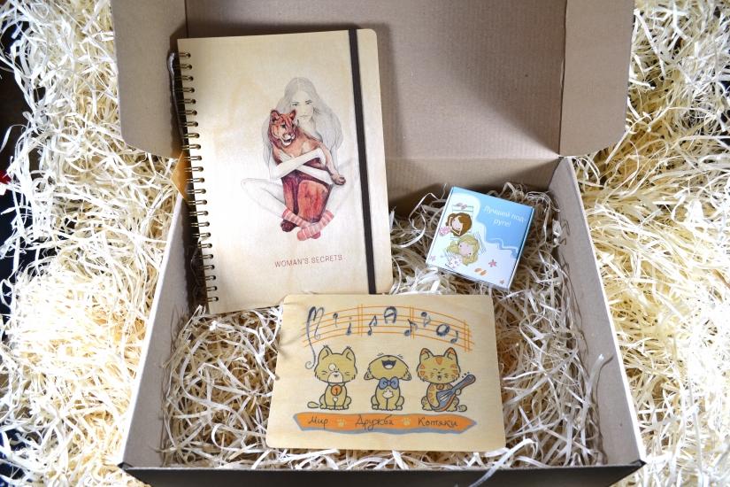 Фото - Подарочный набор Любимой подруге купить в киеве на подарок, цена, отзывы