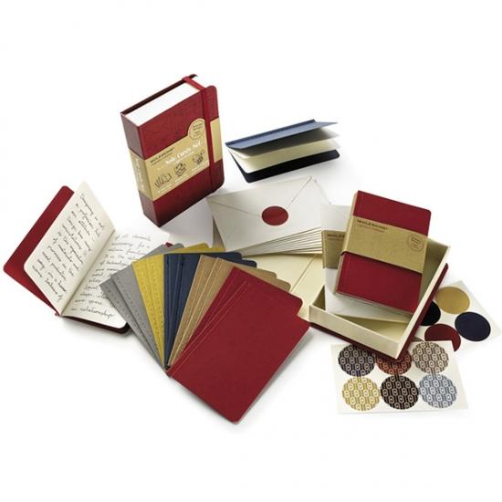 Фото - Подарочный набор Moleskine Messages купить в киеве на подарок, цена, отзывы