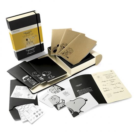 Фото - Подарочный набор Moleskine Peanuts GBPEANUTS купить в киеве на подарок, цена, отзывы