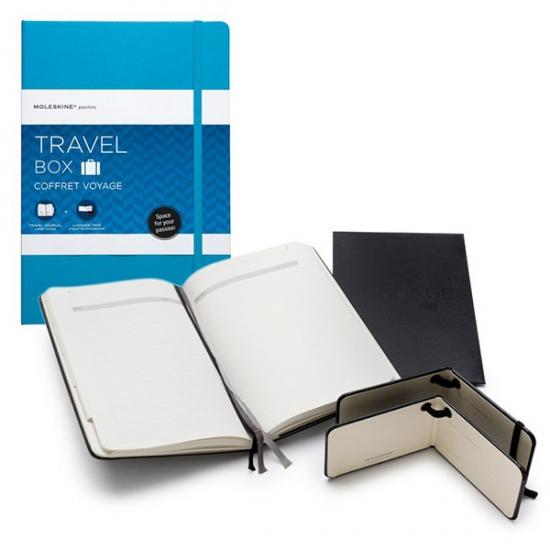 Фото - Подарочный набор Moleskine Travel купить в киеве на подарок, цена, отзывы