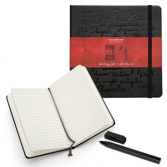 Фото - Подарочный набор Moleskine Writing Set купить в киеве на подарок, цена, отзывы