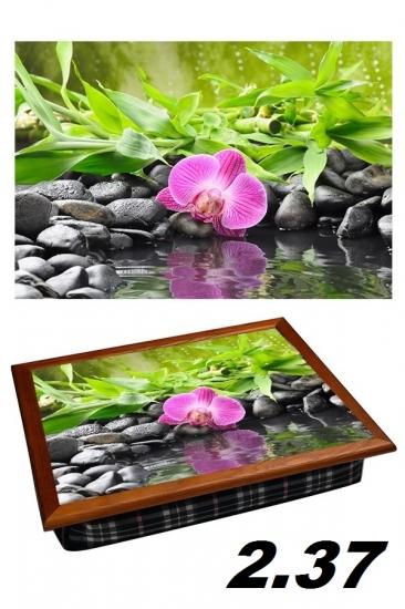 Фото - Поднос с подушкой цветок счастья купить в киеве на подарок, цена, отзывы