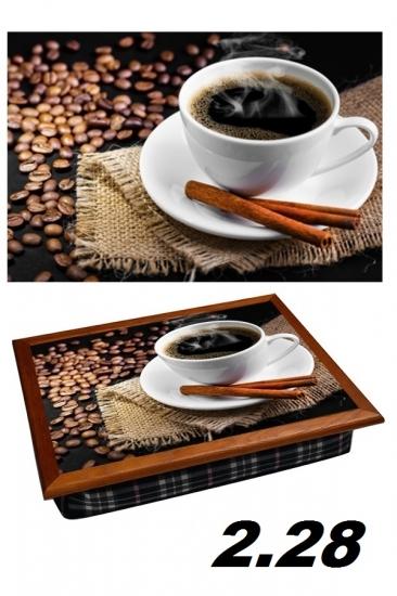 Фото - Поднос с подушкой любимый завтрак купить в киеве на подарок, цена, отзывы