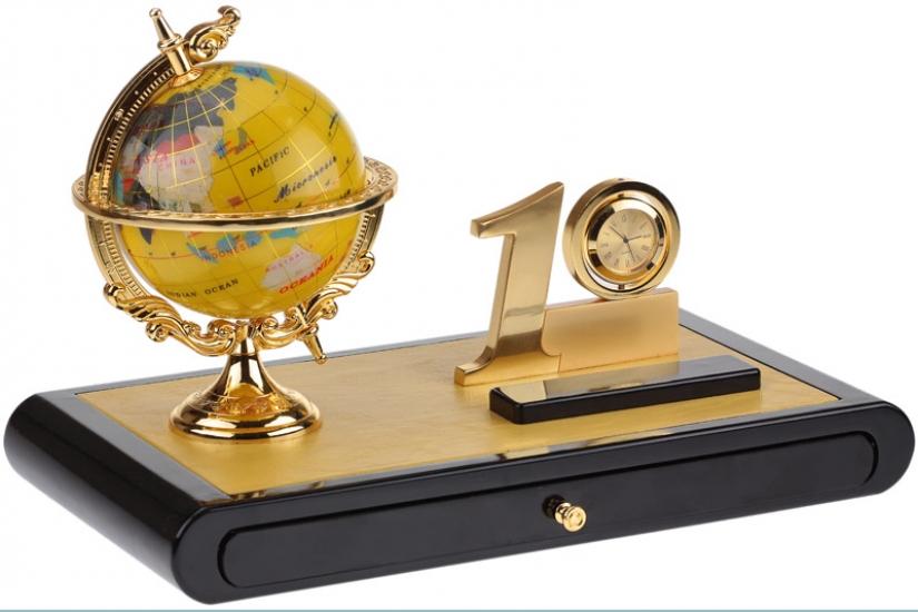 Фото - Подставка с глобусом  купить в киеве на подарок, цена, отзывы