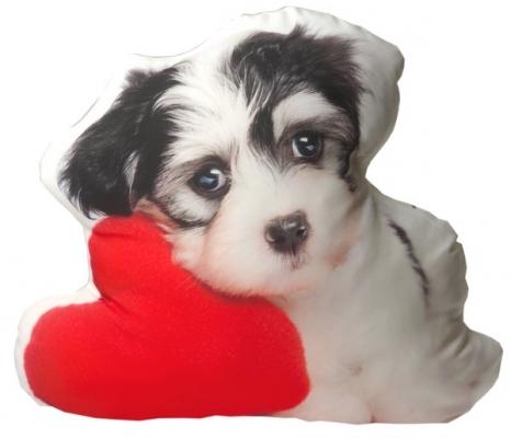 Фото - Подушка I Love You купить в киеве на подарок, цена, отзывы