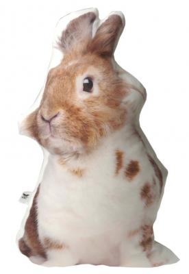Фото - Подушка Шустрый кролик купить в киеве на подарок, цена, отзывы