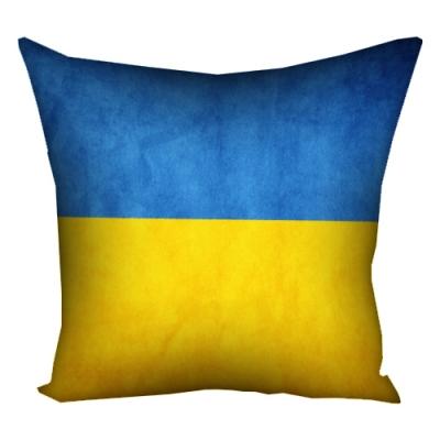 Фото - Подушка флаг Украины купить в киеве на подарок, цена, отзывы