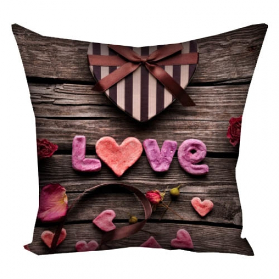 Фото - Подушка сладкая любовь 40x40 купить в киеве на подарок, цена, отзывы