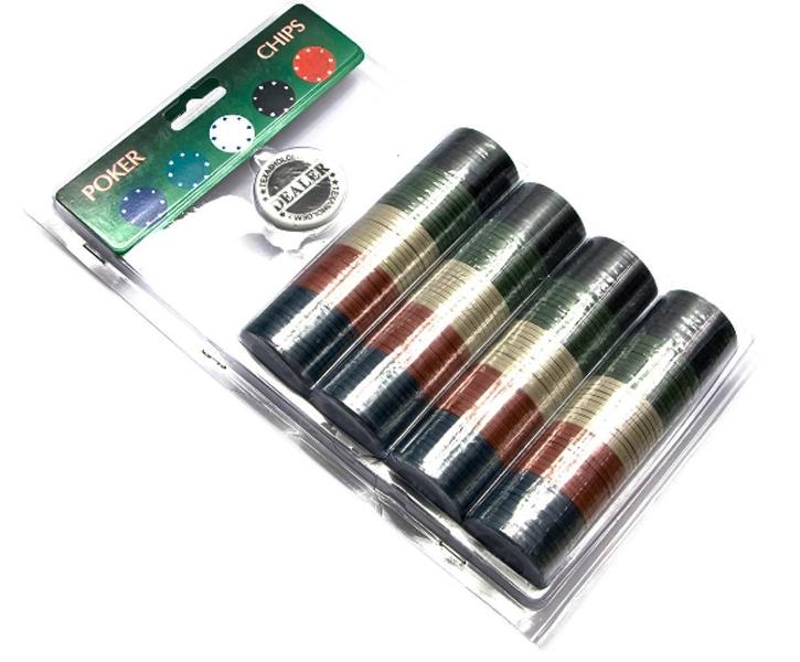 Фото - Покерный набор на 200 фишек купить в киеве на подарок, цена, отзывы