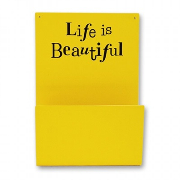 Фото - Полка Жизнь прекрасна  купить в киеве на подарок, цена, отзывы