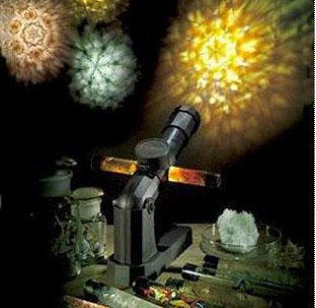 Фото - Проектор-калейдоскоп звёзд купить в киеве на подарок, цена, отзывы