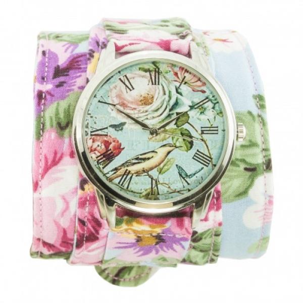 Фото - Птичка в цветах купить в киеве на подарок, цена, отзывы